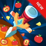 Throw Knife – The knife stabbing challenge 1.1.1 (Mod)