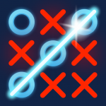 Tic Tac Toe Club – xoxo – x-o game brain out 1.37 (Mod)