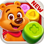Toy Party: Pop and Blast Blocks in a Match 3 Story 2.1.30 (Mod)