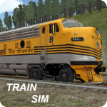 Train Sim  4.3.4 (Mod)