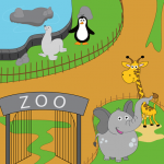 Trip to the zoo for kids 3.11 (Mod)