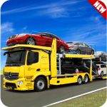 Truck Car Transport Trailer Games 1.10 (Mod)