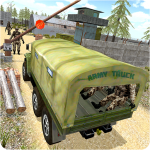 US Army Truck Pro:Army Transport 1.0 (Mod)