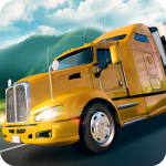 USA Truck Driver: 18 Wheeler  1.6 (Mod)