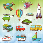 Vehicles and Cars Coloring Pages Coloring for Kids 1.0.8 (Mod)