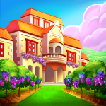 Vineyard Valley Match & Blast Puzzle Design Game  1.27.2 (Mod)