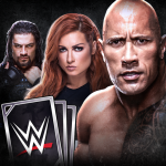 WWE SuperCard Multiplayer Collector Card Game  4.5.0.5870399 (Mod)