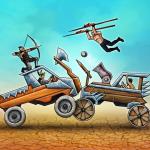 War Cars: Epic Blaze Zone  (Mod)