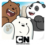 We Bare Bears Match3 Repairs 1.2.42  (Mod)