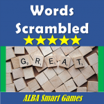 Word Scramble Game,addictive word games free 7.4 (Mod)