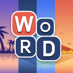 Word Town Search, find & crush in crossword games  2.6.6 (Mod)