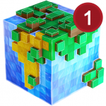 WorldCraft: 3D Build & Block Craft  3.7.4 (Mod)