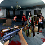 Zombies Frontier Dead Killer: TPS Zombie Shoot 1.0 (Mod)