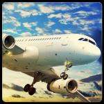 Airplane Flight Simulator: Tourist Transport 1.4 (Mod)