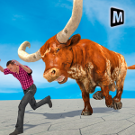 Angry Bull Attack Simulator 2019 1.1 (Mod)