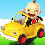 Baby Car Fun 3D – Racing Game 210108  (Mod)