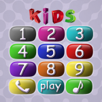 Baby Phone for Kids – Learning Numbers and Animals  (Mod) 3.1.0