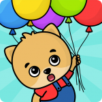 Baby games for 2 to 4 year olds 1.80 (Mod)