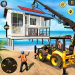 Beach House Builder Construction Games 2018 1.8 (Mod)