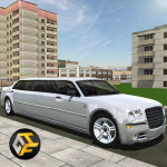 Big City Limo Car Driving Simulator 3.1  (Mod)