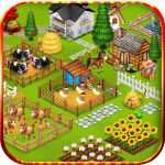 Big Little Farmer Offline Farm  1.7.8 (Mod)