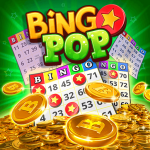 Bingo Pop – Live Multiplayer Bingo Games for Free 6.2.42 (Mod)