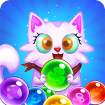 Bubble Shooter: Free Cat Pop Game 2019 1.20 (Mod)