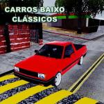 Carros Baixo Clássicos 1.9.5 (Mod)