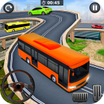 City Coach Bus Driving Simulator: Driving Games 3D 1.1 (Mod)