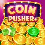 Coin Pusher+ com.lucky.coin.pusher.big.prize (Mod)