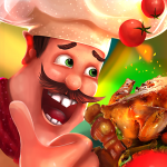 Cooking Hut: Fast Food mania & Chef Cooking Games 3.3 (Mod)