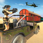 Cover Strike Fire Gun Game: Offline Shooting Games  1.47 (Mod)