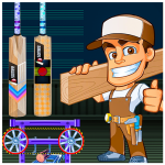 Cricket Bat Maker Factory – Bat Making Game Sim 1.0.17 (Mod)