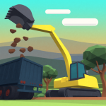 Dig In: An Excavator Game  1.6 (Mod)