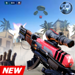 FPS Air Shooting : Fire Shooting action game 111 (Mod)