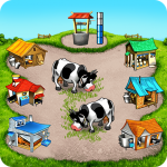 Farm Frenzy Free: Time management game 1.2.88 (Mod)