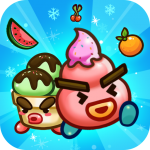 Fruit & Ice Cream – Ice cream war Maze Game  (Mod) 1.22.95