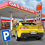 Gas Station: Car Parking Sim 2.5 (Mod)