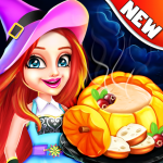 Halloween Cooking: Chef Madness Fever Games Craze  1.4.24 (Mod)