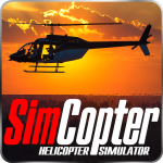 Helicopter Simulator SimCopter 2018 Free 1.0.3 (Mod)