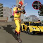 Immortal Flame Boy Rope Hero – Flying SuperHero 1.0 (Mod)