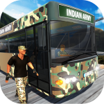 Indian Army Off-Road Bus Driver: Driving Simulator 1.4 (Mod)