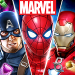 MARVEL Puzzle Quest: Join the Super Hero Battle!  226.570305 (Mod)