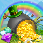 Match 3 – Rainbow Riches 1.0.16 (Mod)