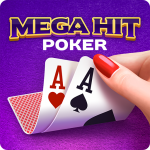 Mega Hit Poker: Texas Holdem massive tournament 3.11.0(Mod)