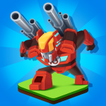 Merge Robots – Click & Idle Tycoon Games 1.3.2 (Mod)