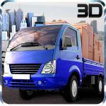 Mini Driver Truck Transport 3D 1.3 (Mod)