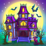 Monster Farm: Happy Ghost Village & Witch Mansion 1.55 (Mod)