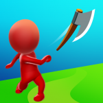 Move.io: Move Stop Move – Stickman Crowd 3D  0.0.61 (Mod)