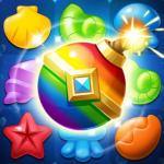 Ocean Splash Match 3 Free Puzzle Games  3.6.0 (Mod)